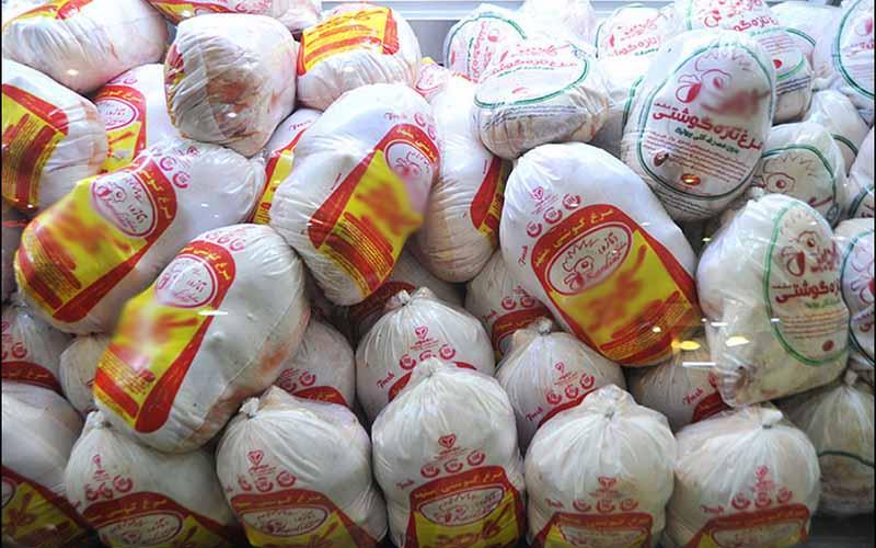 توزیع مرغ و شکر به نرخ دولتی در سوادکوه شمالی