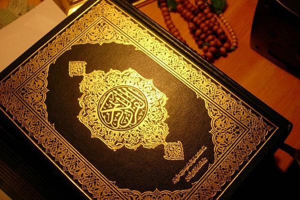 برگزاری محفل انس با قرآن کریم بمناسبت ماه مبارک رمضان در  مسجد جامع سوادکوه شمالی