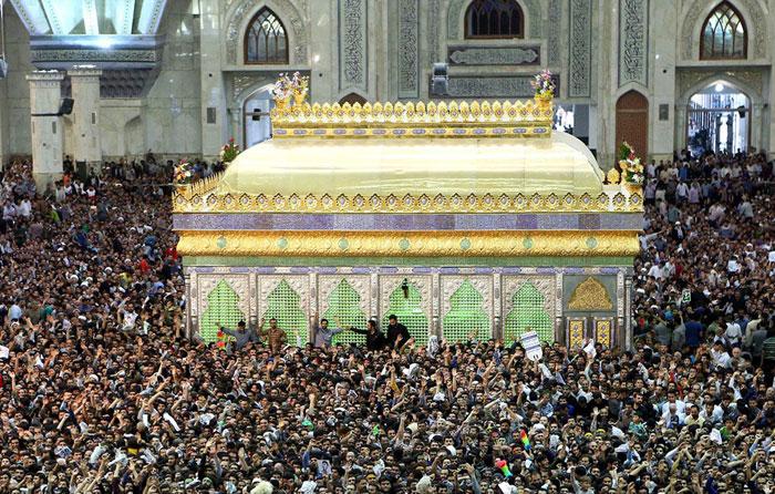 زمان و مکان مراسم ۱۴ و ۱۵ خرداد در شهرهای مازندران