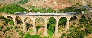 استقبال ۸هزار گردشگر از قطار گردشگری مازندران