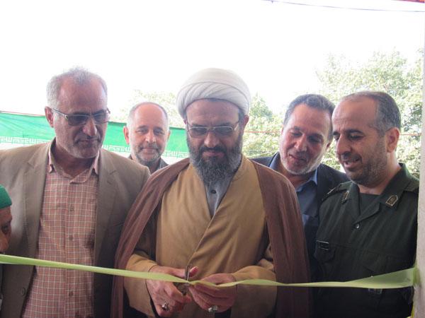 افتتاح ۲ خانه محروم در شهرستان سوادکوه شمالی