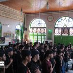اجتماع دانشآموزان سوادکوه شمالی در سوگواره «احلی من العسل»