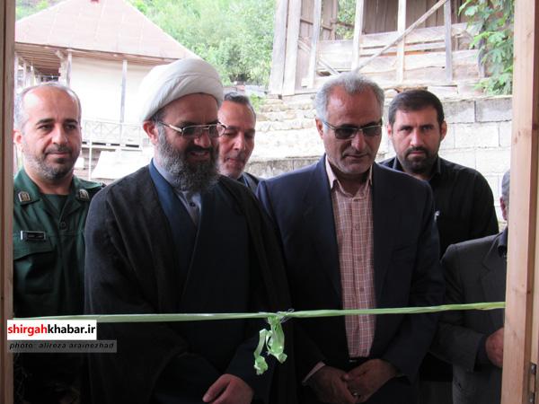 یک واحد خانه محروم در سوادکوه شمالی افتتاح شد