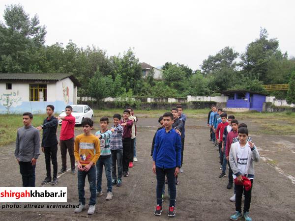 بازگشایی مدرسه امام خمینی (ره) سوادکوه شمالی