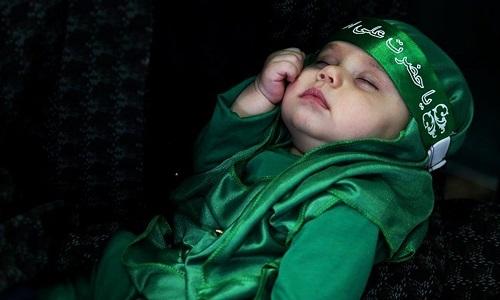 مکانها و زمانهای برگزاری مراسم شیرخوارگان حسینی درسوادکوه شمالی