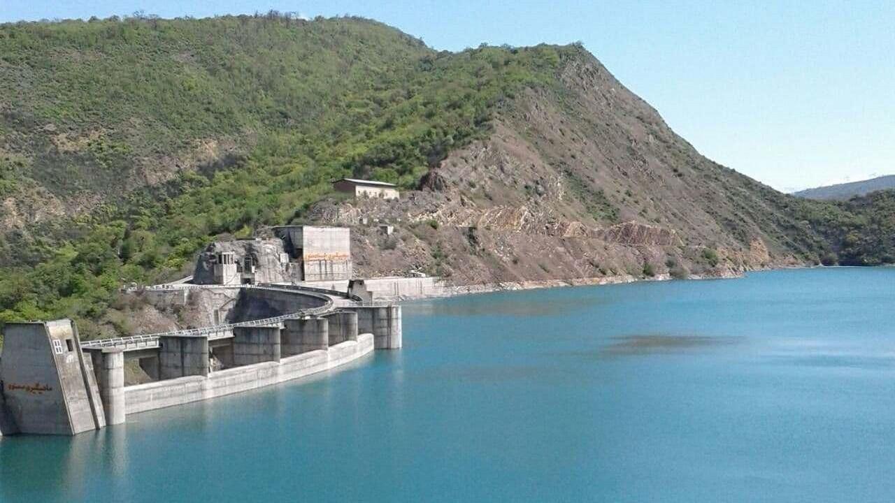 افزایش ذخیره آب در سدهای مازندران
