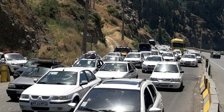 ادامه محدودیت تردد شهرهای مازندران