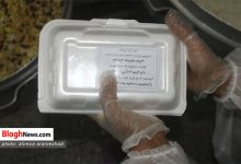 طبخ غذای گرم به نیابت از شهدای مدافع حرم خان طومان مازندران در شهرستان سوادکوه شمالی