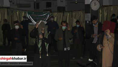 مراسم پرفیض شب قدر در شهرستان سوادکوه شمالی