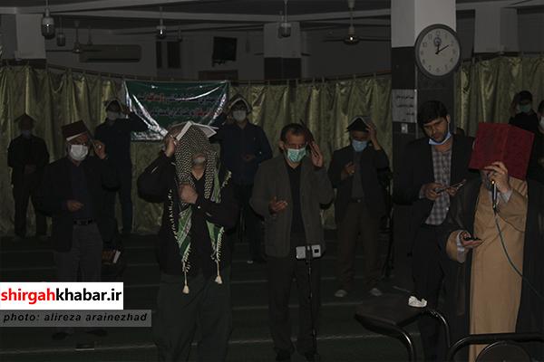 مراسم دومین شب پرفیض قدر در سوادکوه شمالی