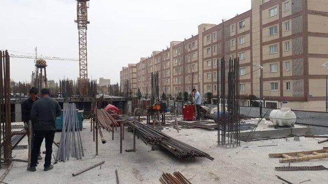 آغاز عملیات اجرایی طرح اقدام ملی مسکن در شهر شیرگاه
