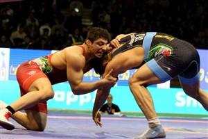 محمد جواد ابراهیمی در جام علی اف روسیه