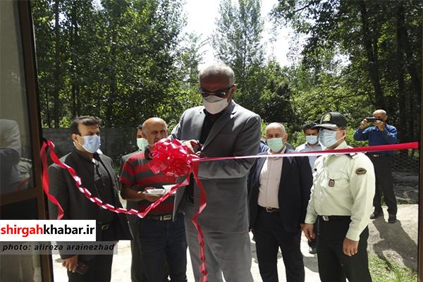 پنجمین روز هفته دولت در شهرستان سوادکوه شمالی